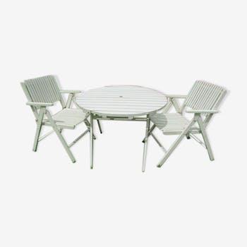 mobilier et d coration de jardin vintage d 39 occasion. Black Bedroom Furniture Sets. Home Design Ideas