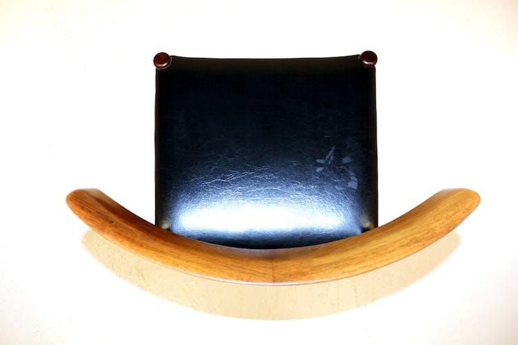 Set de 4 chaises de table, Knud Faerch, Slagelse Møbelfabrik, Danemark, 1960