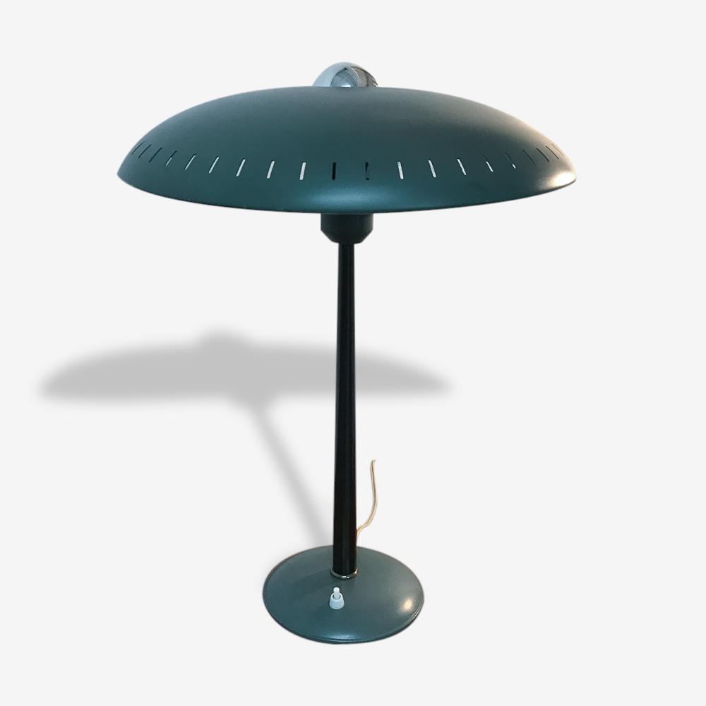 Grande lampe de bureau Louis Kalff - Vintage