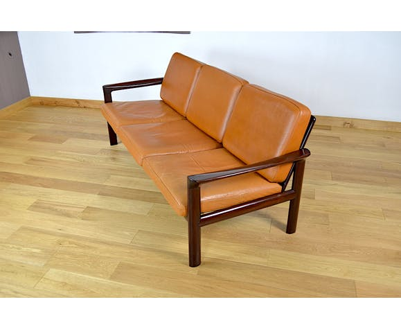 Salon danois de Sven Ellekaer pour Komfort 1960