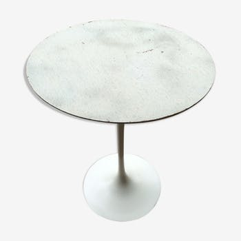 Table basse par Eero Saarinen pour Knoll International
