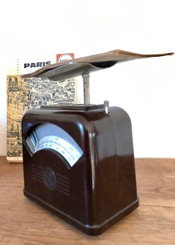 Balance pèse-lettres vintage