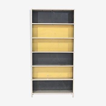 Bibliothèque rare par Friso Kramer et Martin Visser pour Asmeta de Bijenkorf 1953