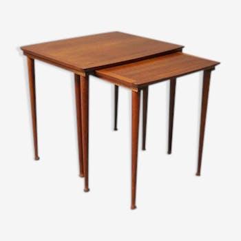 Trundle 1960 teak table