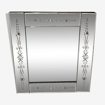 Mirror Venetian 66x57 cm