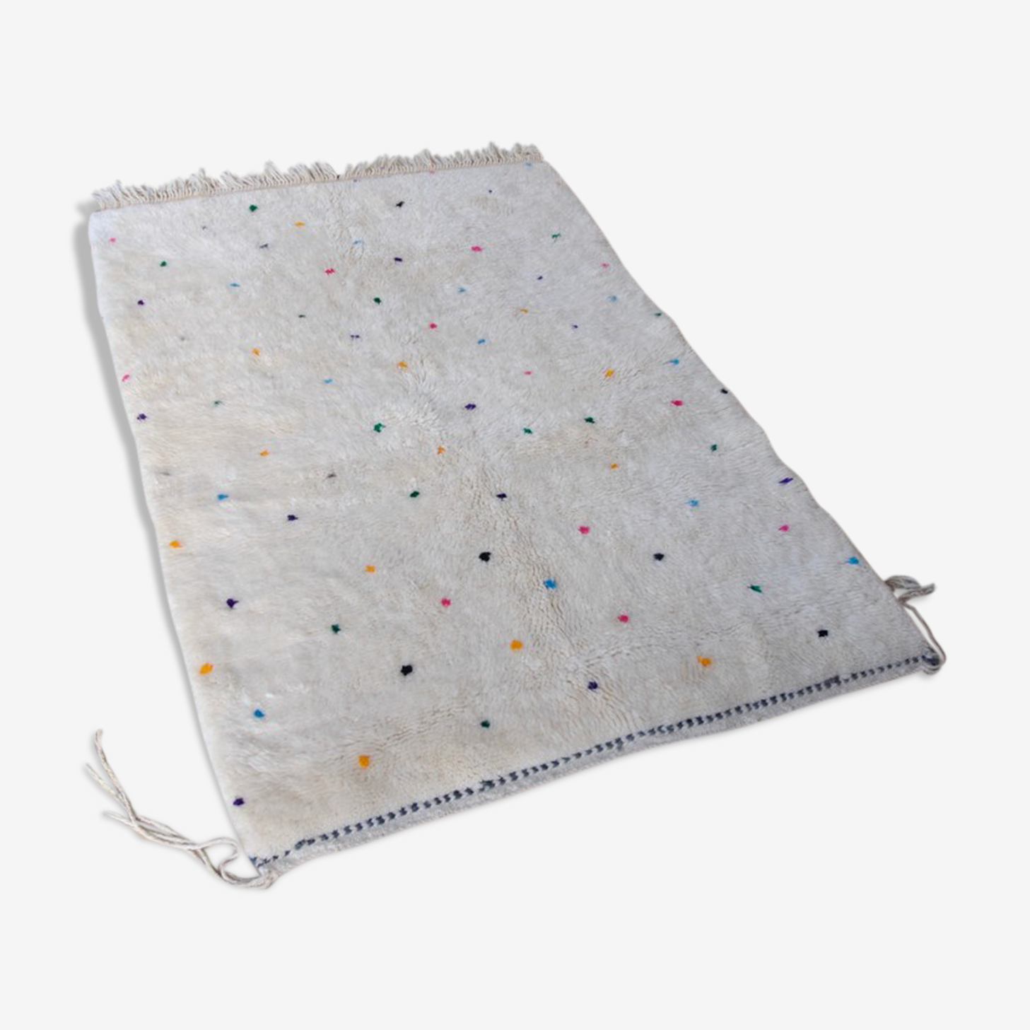 Carpet me rirt multicolor polka dot 110x160cm