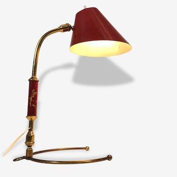 Charmante lampe de table ou applique, 1950's.