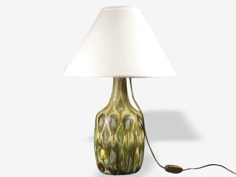 Pied De Lampe En Ceramique Des Annees 70 Ceramique Porcelaine
