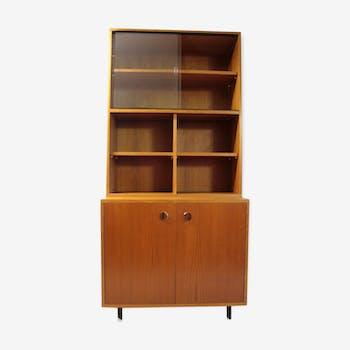 Scandinavian bookcase years 60
