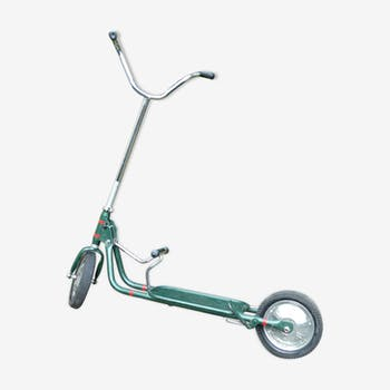 70s metal scooter