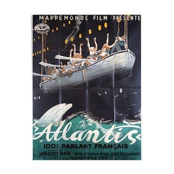 The Atlantis poster