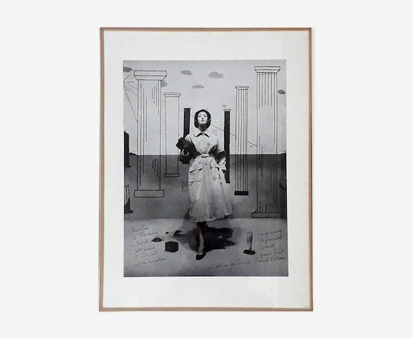 Photo vintage Hermès