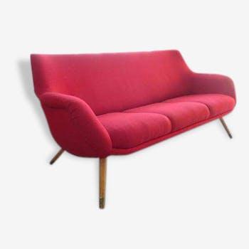 Canapé sofa années 50/60 vintage