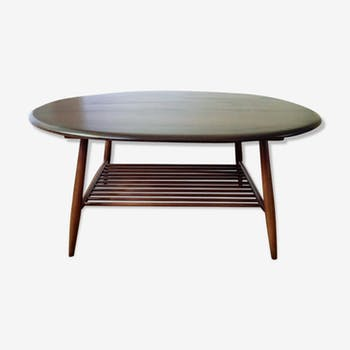 Coffee table by Lucian Ercolani for Ercol 1960s