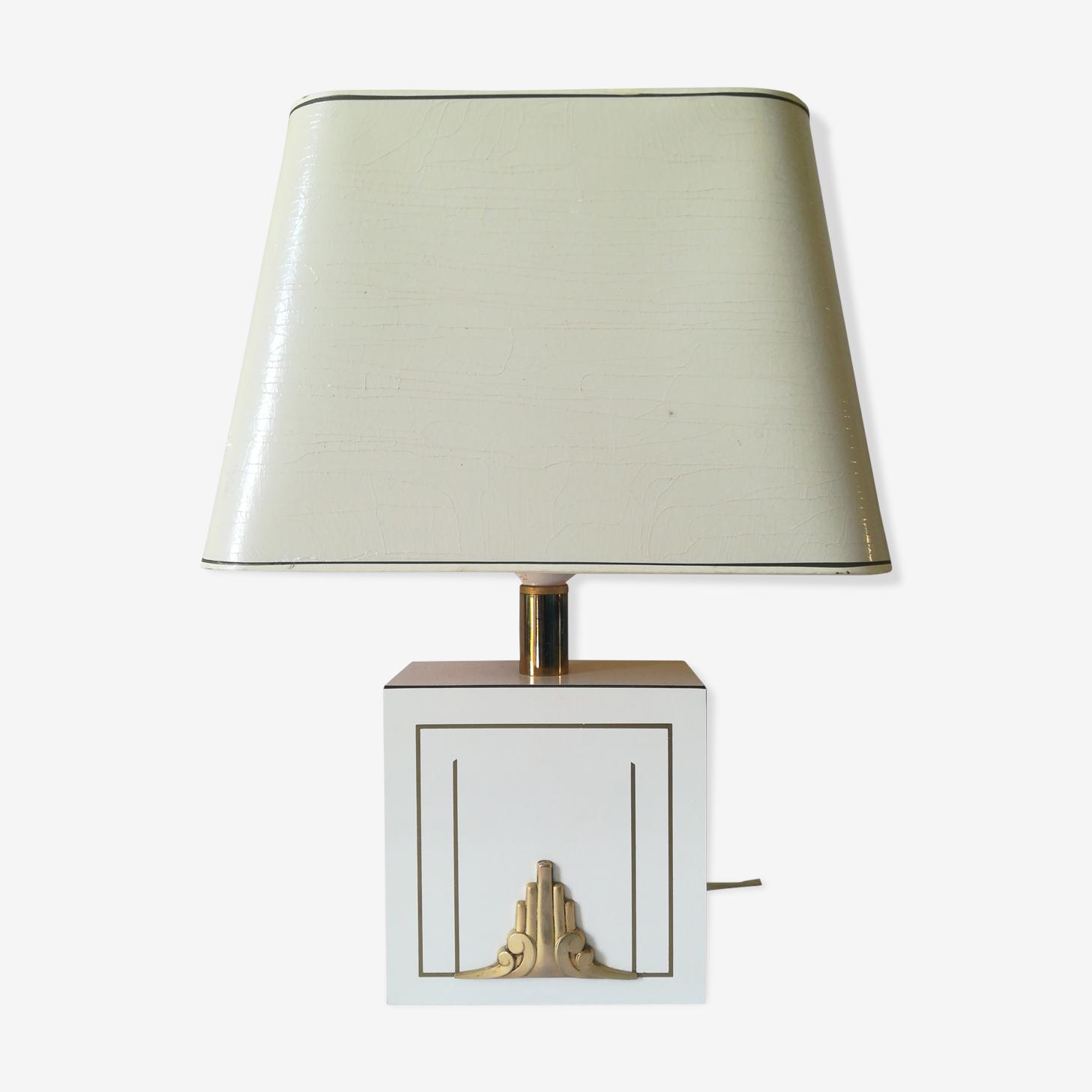 Lampe style Hollywood Regency