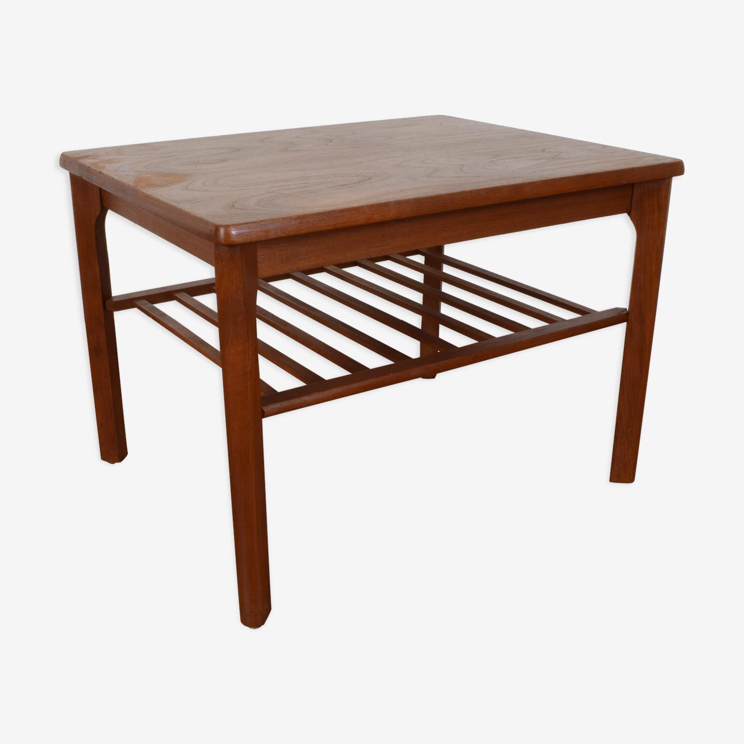Coffee table from Toften Møbelfabrikken, 1960
