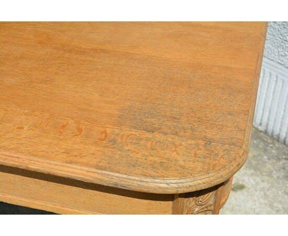 Table pour manger avec rallonge