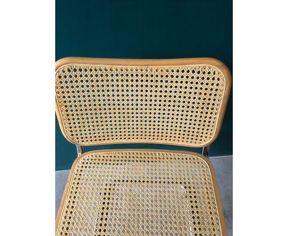 Chaise B32 Marcel Breuer vintage