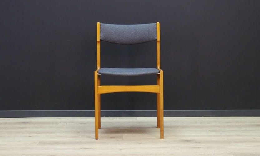Vintage chair mid century teak retro