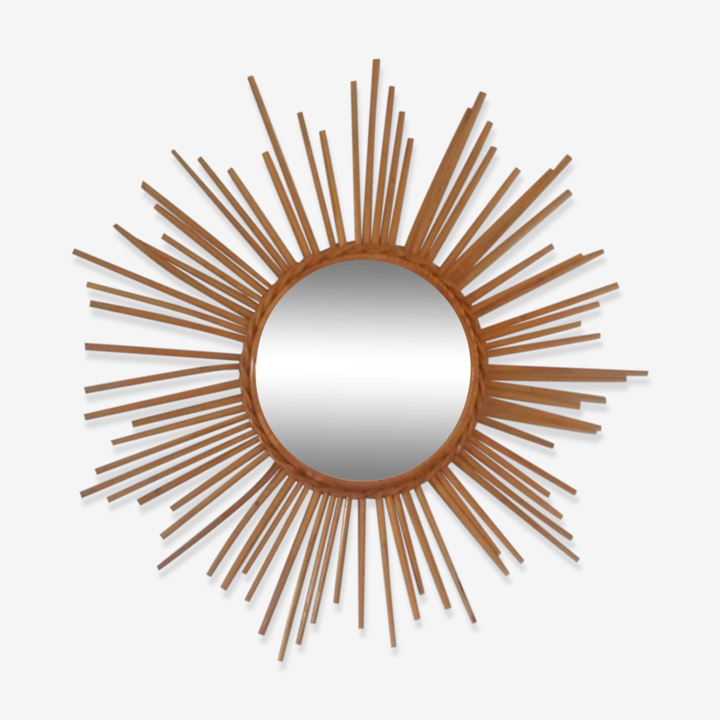 Vintage 60s Sun mirror