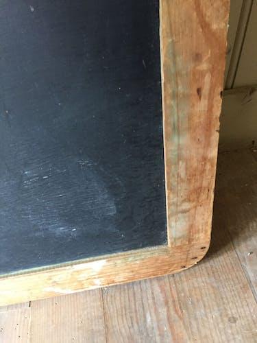 School chalk board, 1950