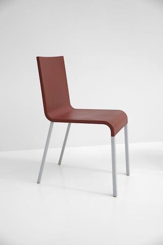 Pair of chairs 03 by Maarten Van Severen for Vitra