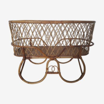 Cradle / bassinet rattan