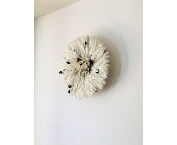 Juju hat white speckled 50 cm