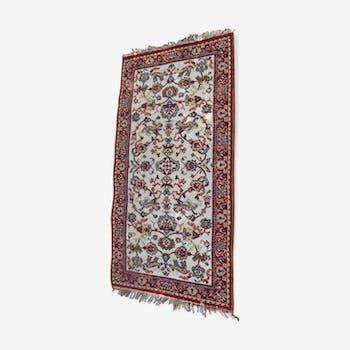 Ancien tapis oriental 140 x 70 cm