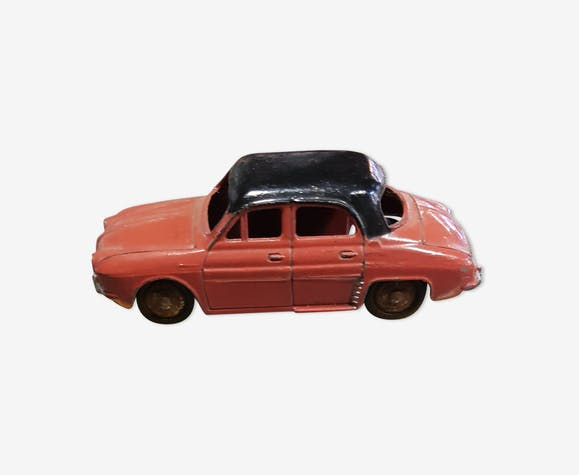 Voiture Dinky Toys Renault Dauphine avec sa boîte