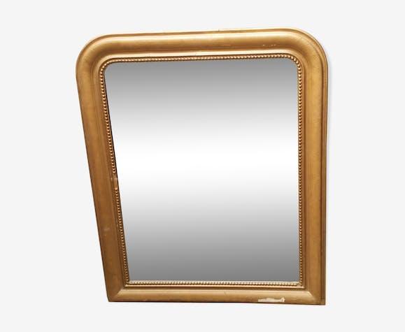 Louis Philippe mercury ice 82x100 mirror