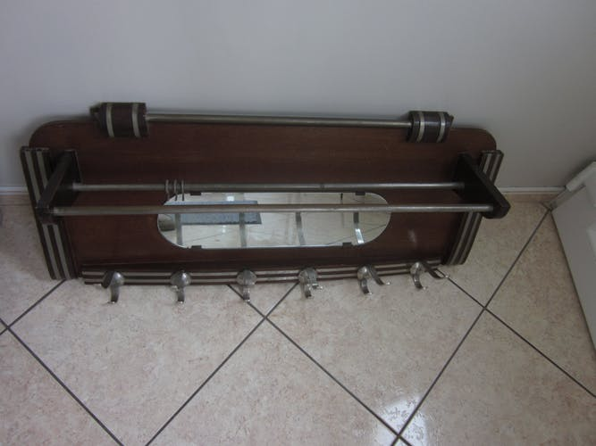 Coat rack from the 30/40