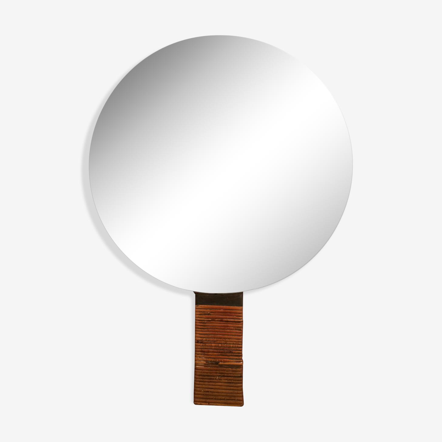 Miroir à main japonais 24x34cm
