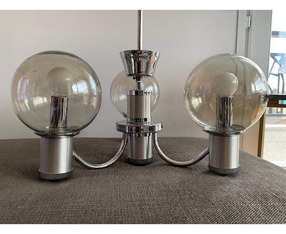 Lustre 3 globes