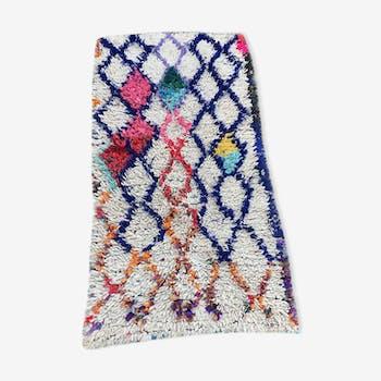 Carpet beni ouarain 170 x 85 cm