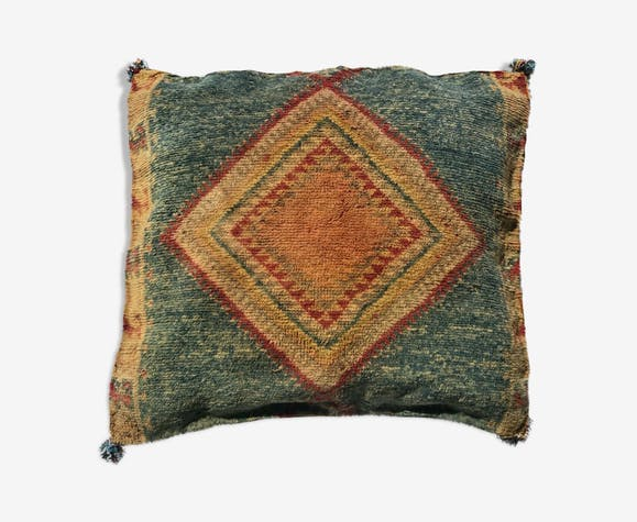 Coussin de sol berbère marocain