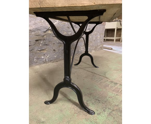 Table bistrot ancienne années 1920