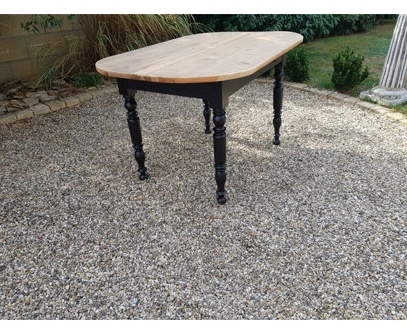 Table bistrot ancienne