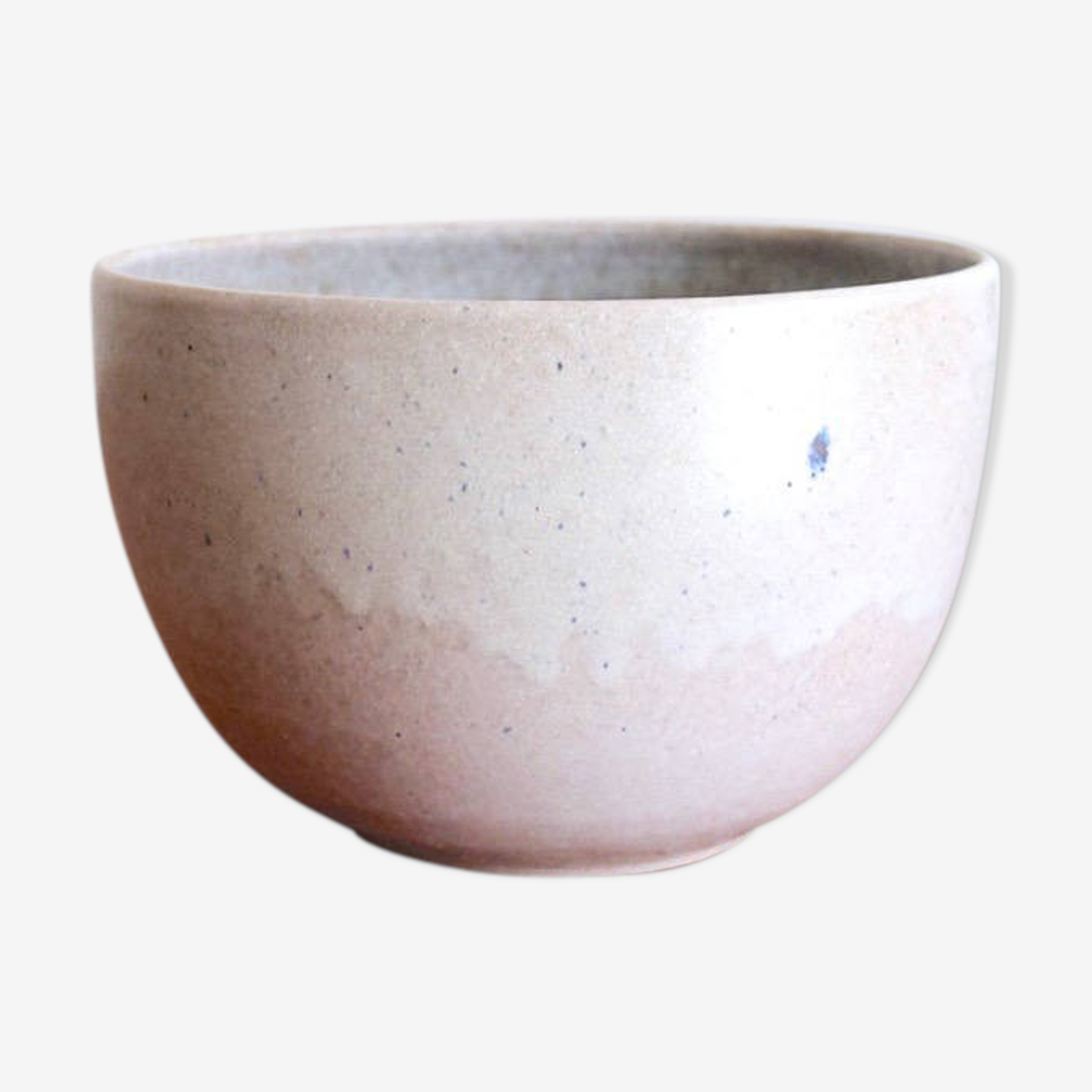 Ceramic bowl signed, early 1970s