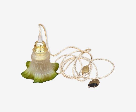 Lampe tulipe baladeuse