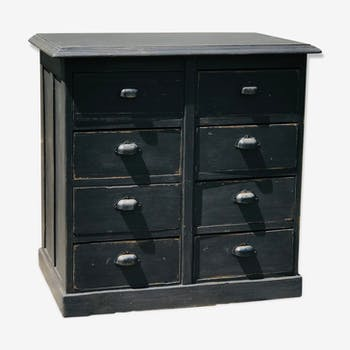Furniture of trades with drawers