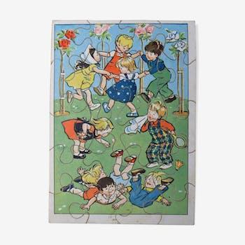 Puzzle jeux jouet enfant