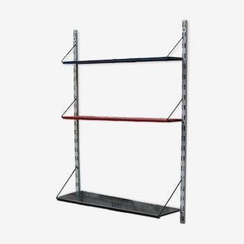Etagère Tjerk Reijenga pour Pilastro metal shelving