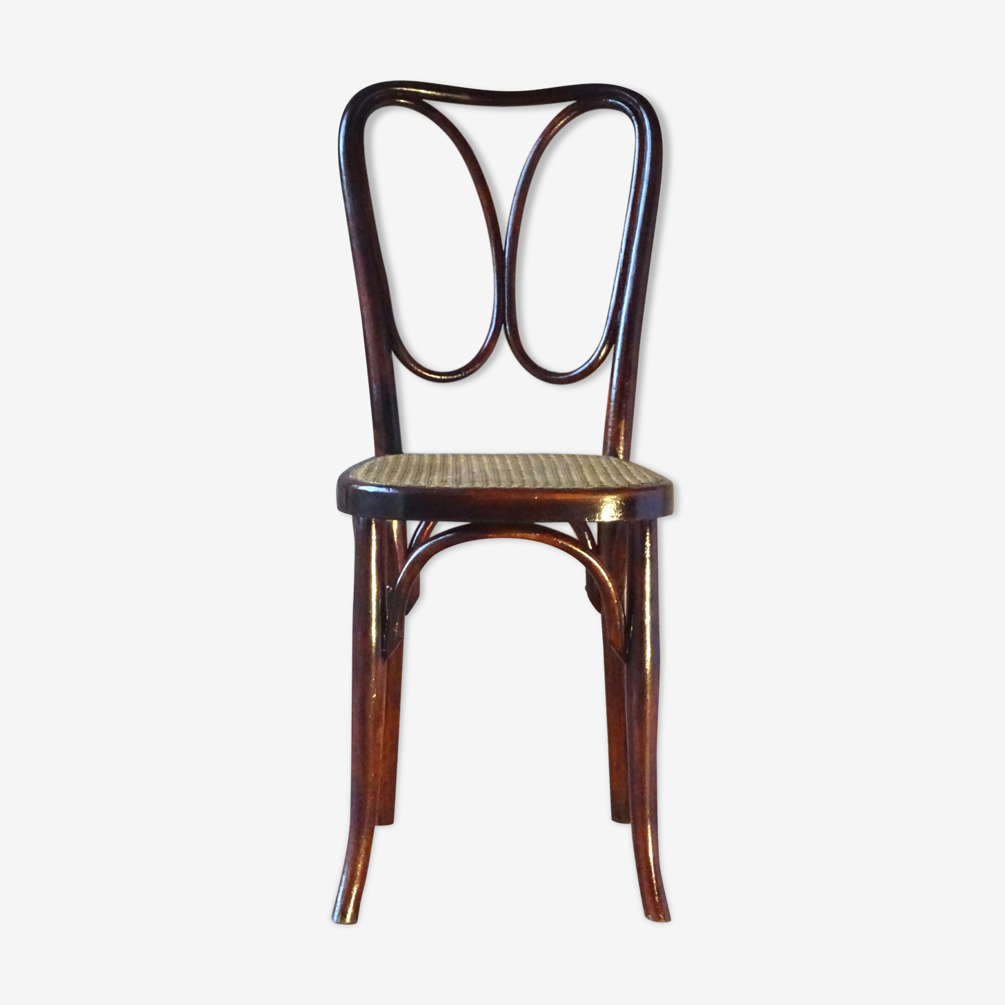 Chair Bistro Chania Kohn No. 243 1/2 1905-very nice condition