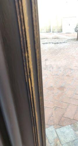 Miroir trumeau Napoléon III 156cm