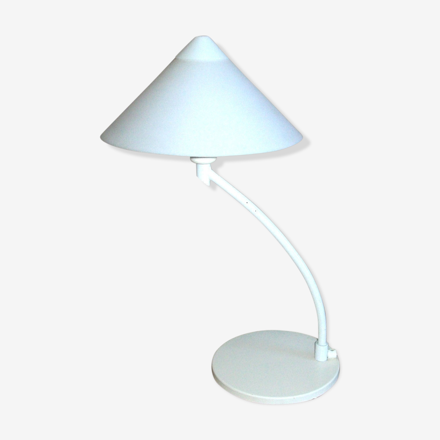 Old table lamp Aluminor