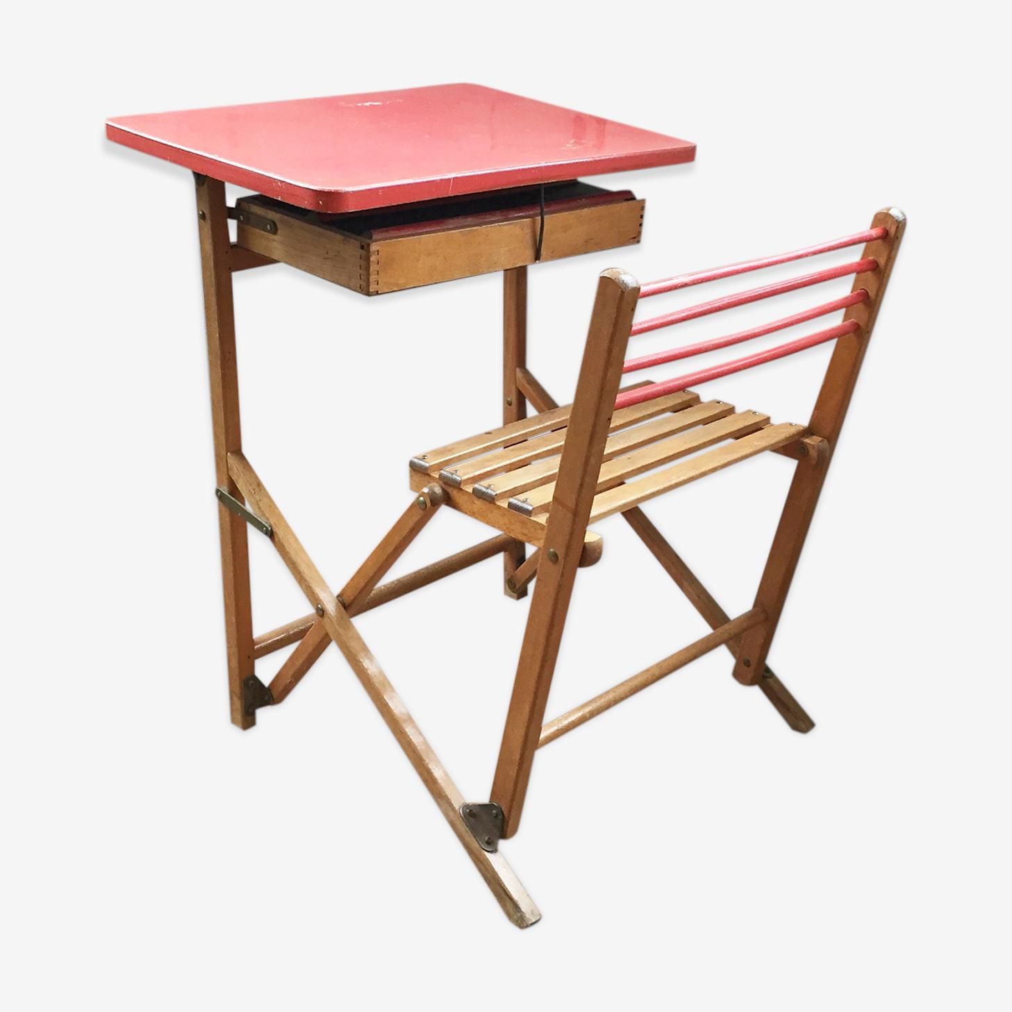 Vintage folding desk