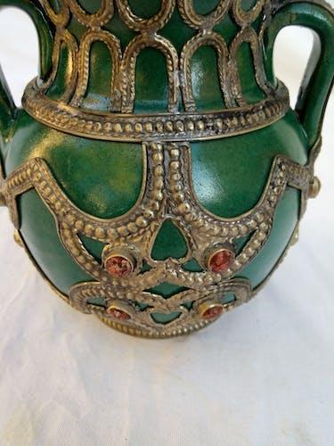 Ancien vase marocain, début du XXème siècle