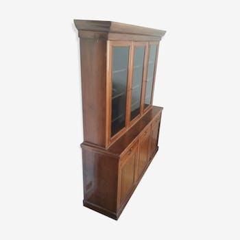 biblioth que squelette du milieu du xix si cle bois mat riau gris classique amslabb. Black Bedroom Furniture Sets. Home Design Ideas