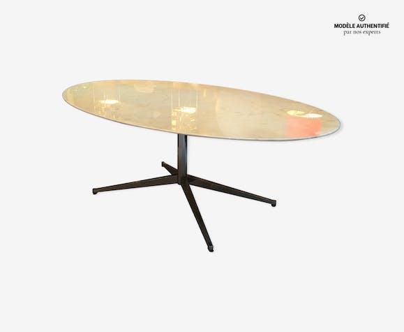 Table par Florence Knoll pour Knoll International